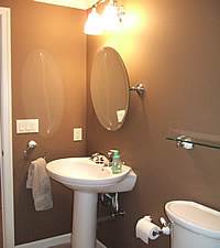 pedestal sink picture