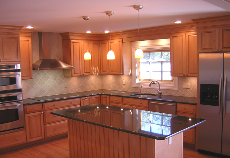 Granite Kitchen Counter