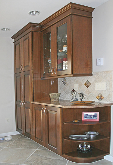 painted kitchen cabinets photos
