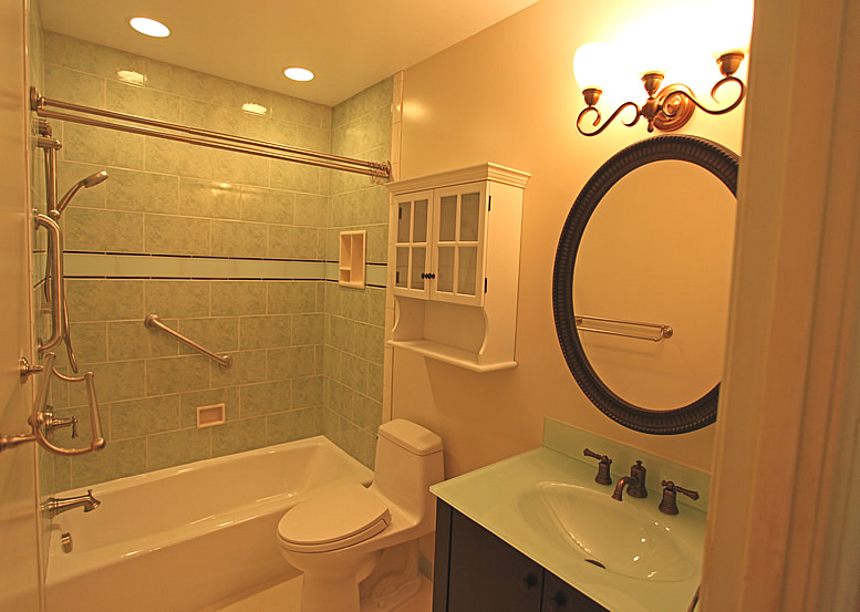Lake Braddock Bathroom remodeling