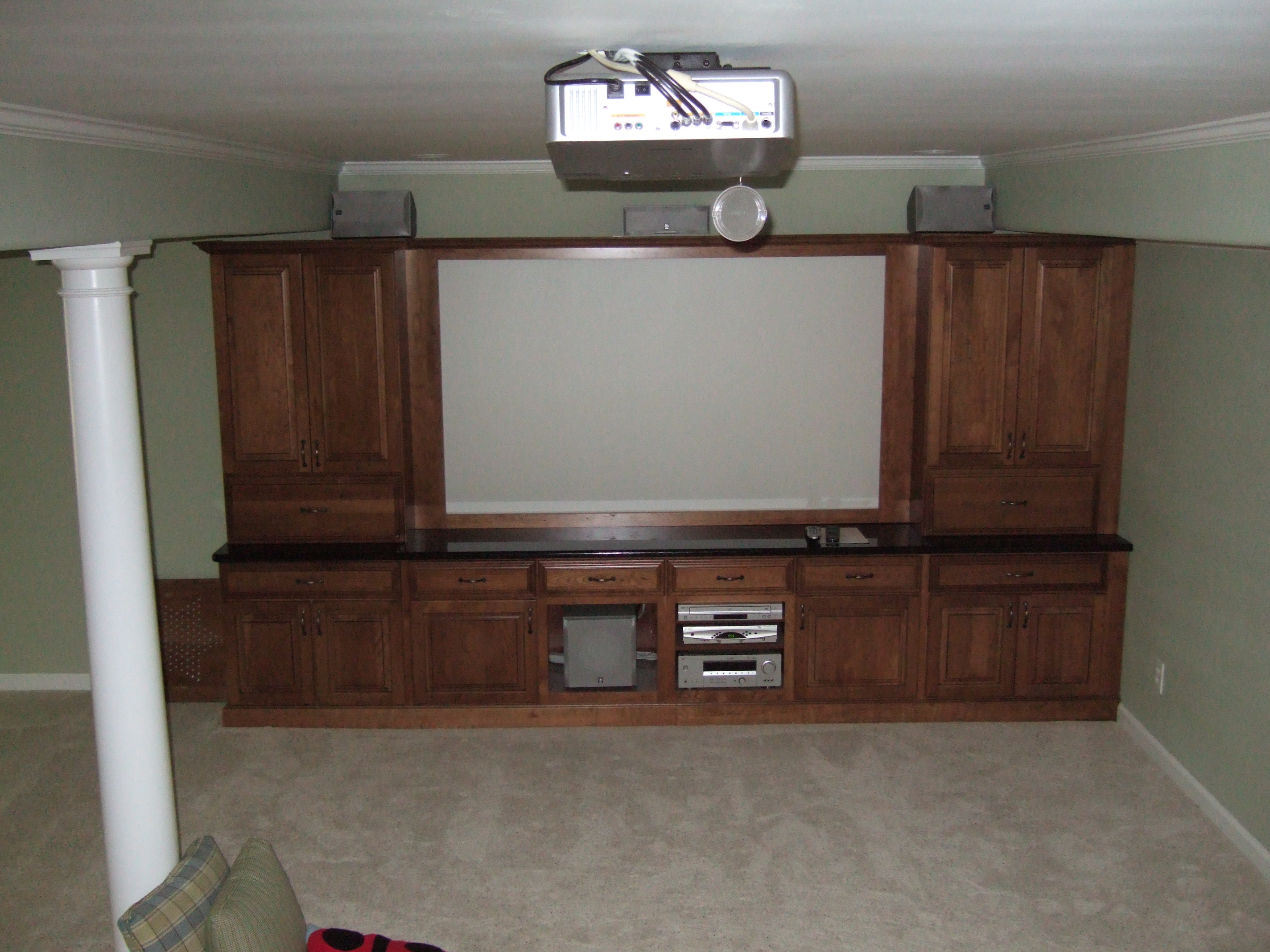 Diy Finished Basement Remodeling Fairfax Manassas Pictures