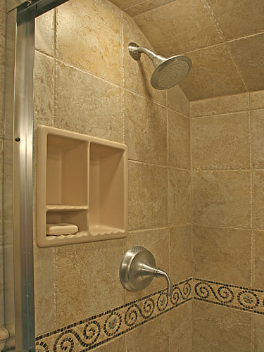 Bathroom Remodel Tile Shower Alluring Small Bathroom Remodeling Fairfax Burke Manassas Remodel Pictures . Inspiration