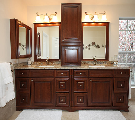 your vanities to match your mirrors 8 ft of kraftmaid bathroom vanity