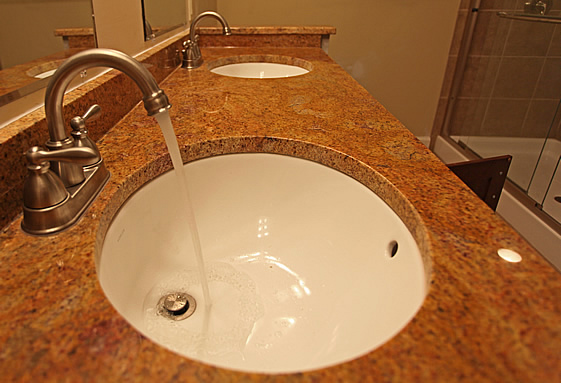 Bathroom Vanities With Granite Tops
