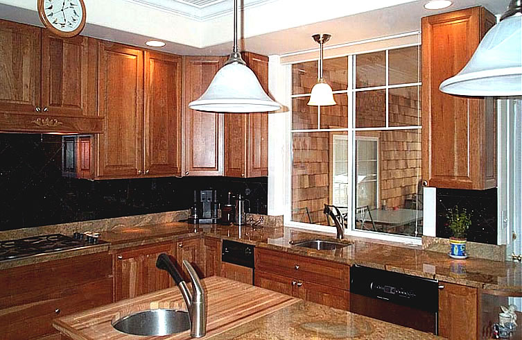 Perfect Kitchen Remodel Cherry