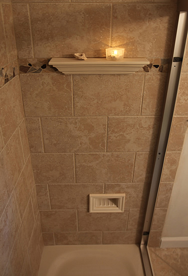 Attrayant Shower Foot Rest