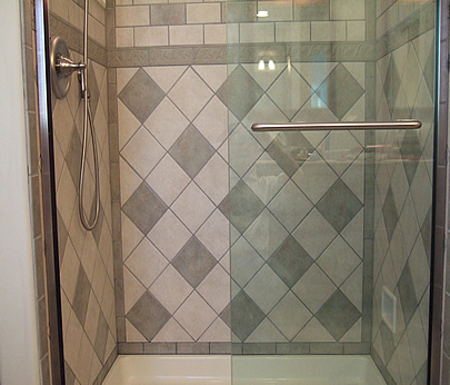 Bathroom wall tile design ideas Shower tile layout