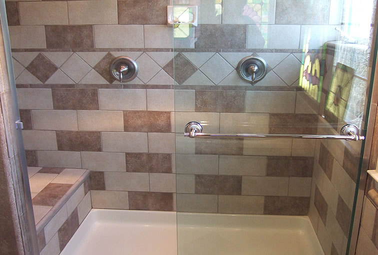 master bathroom tile ideas bathroom remodeling fairfax burke manassas va pictures 19424