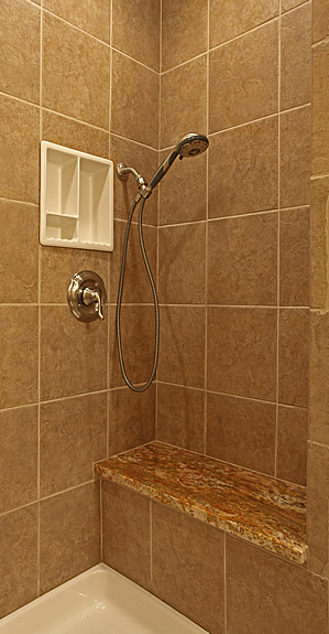 tiling designs for small bathrooms bathroom remodeling fairfax burke manassas va pictures 24395